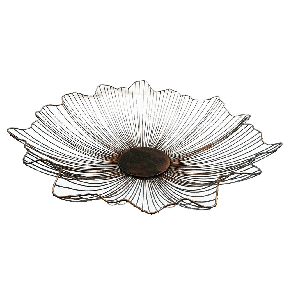 Fruteira de mesa em ferro – Concha