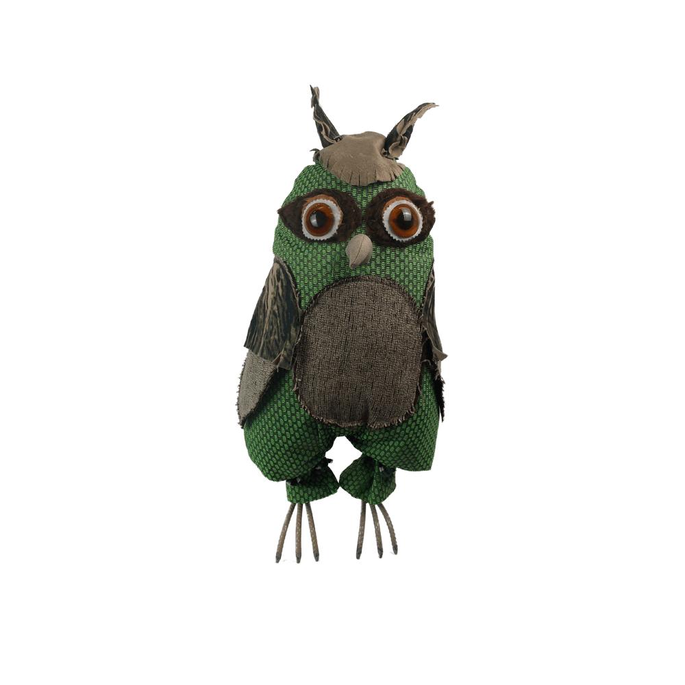 Coruja verde